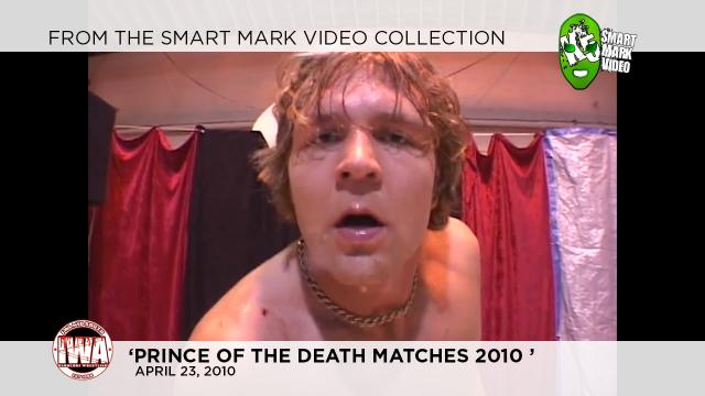 IWA Mid-South Prince Of The Death Matches 2010