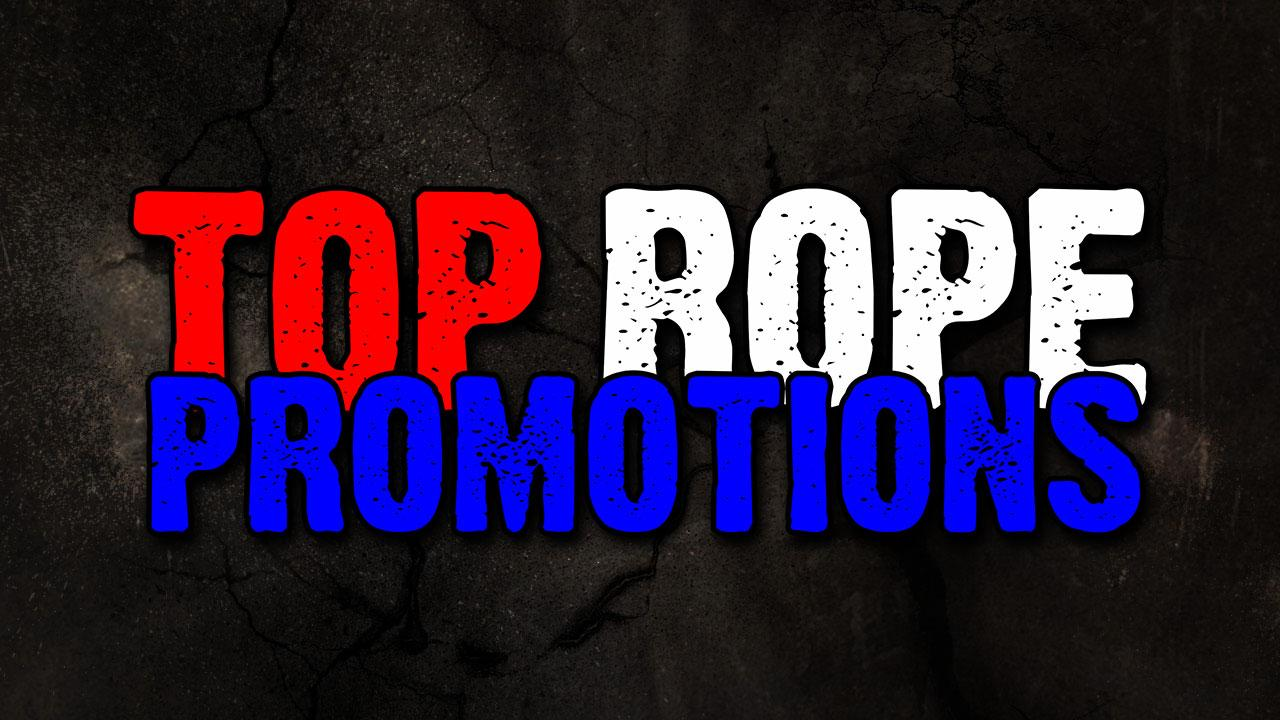 Top Rope Promotions is on Powerbomb.tv