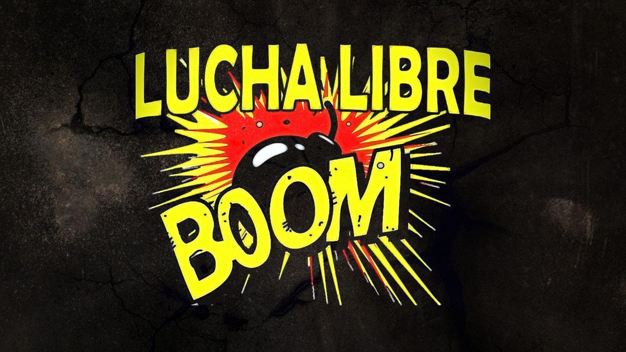 Lucha Libre Boom is on Powerbomb.tv