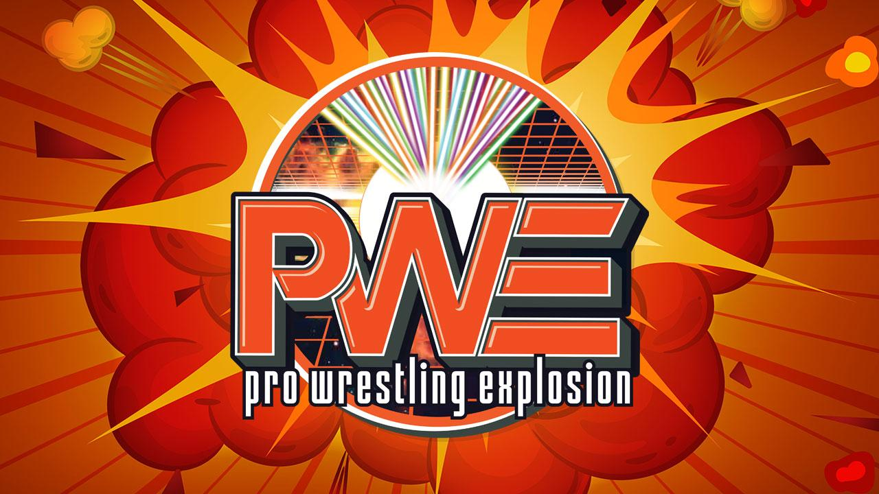 Pro Wrestling Explosion is on Powerbomb.tv