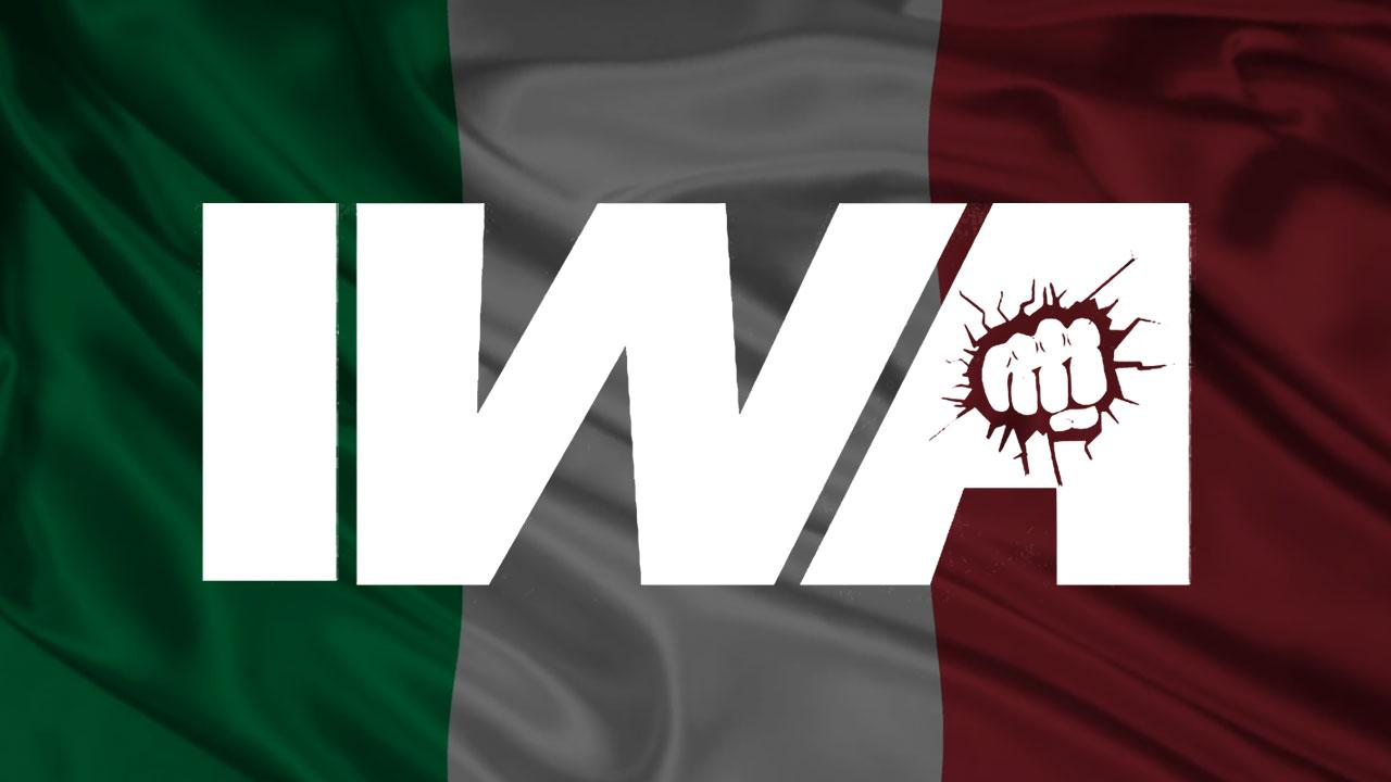 Italian Wrestling Association is on Powerbomb.tv