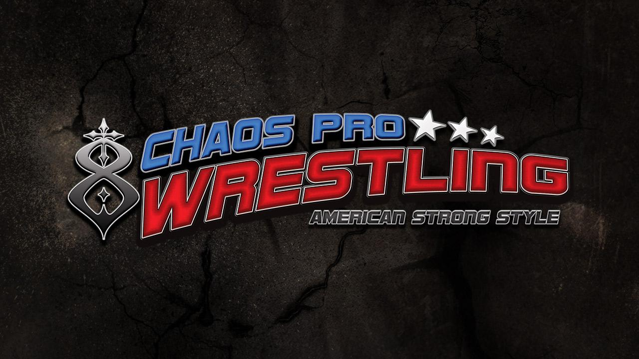 Chaos Pro Wrestling is on Powerbomb.tv