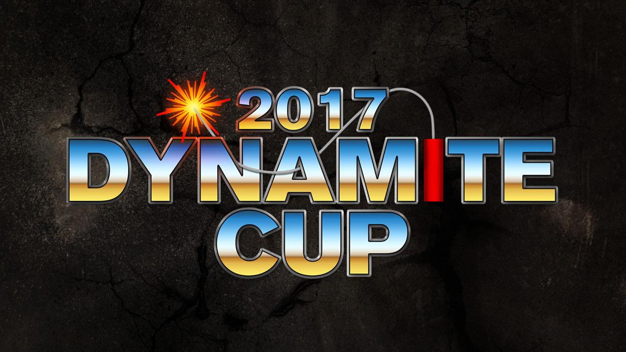 Dynamite Cup is on Powerbomb.tv