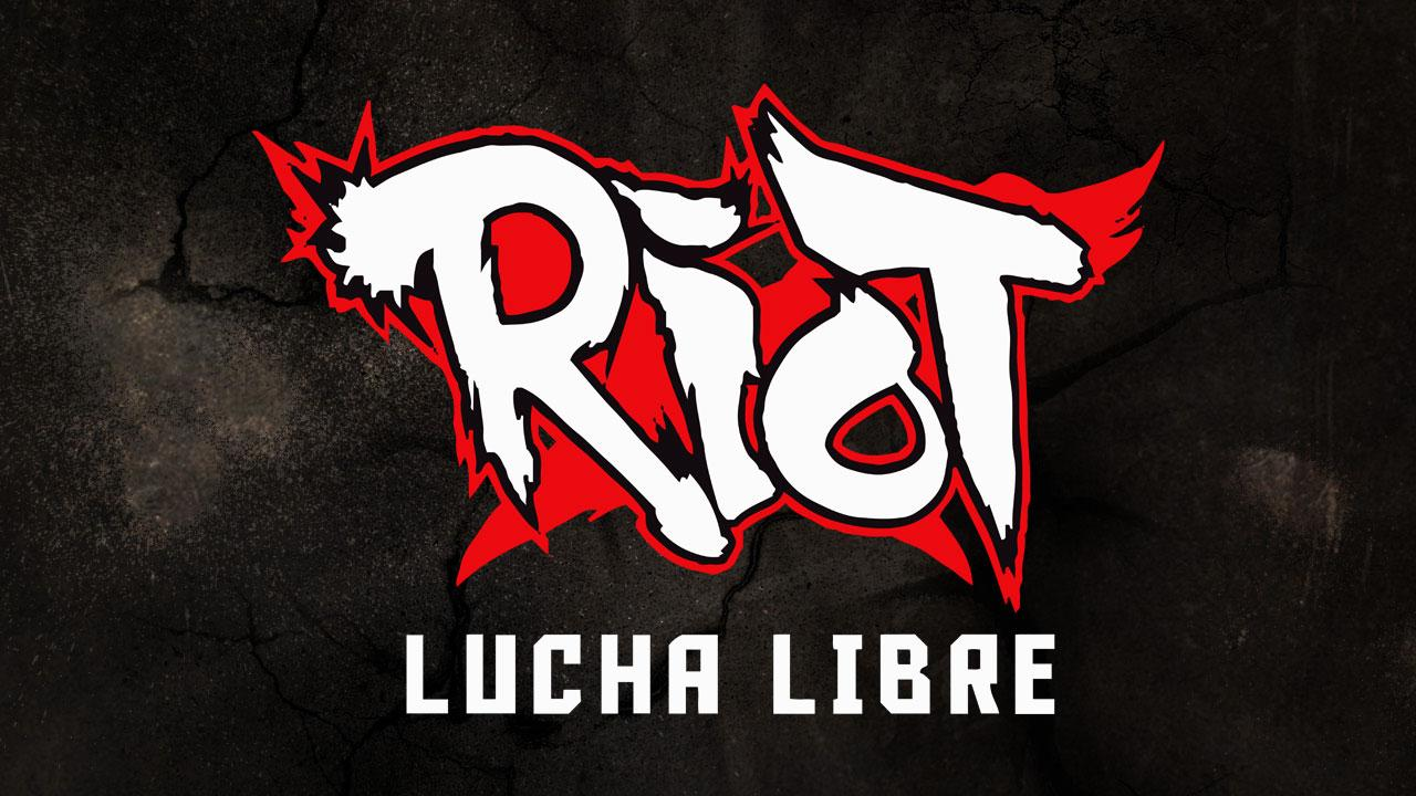 RIOT Lucha Libre is on Powerbomb.tv