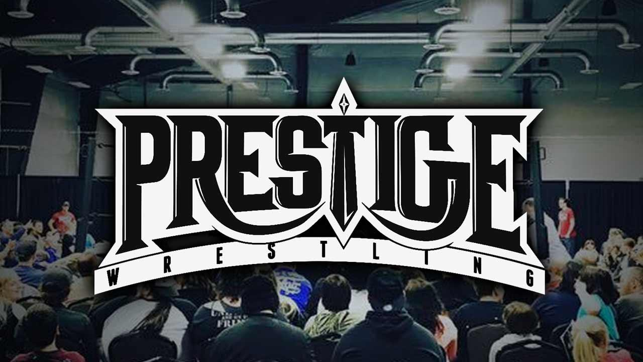 Prestige Wrestling is on Powerbomb.tv