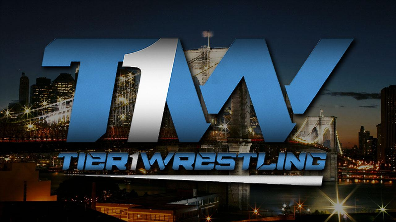 Tier 1 Wrestling is on Powerbomb.tv