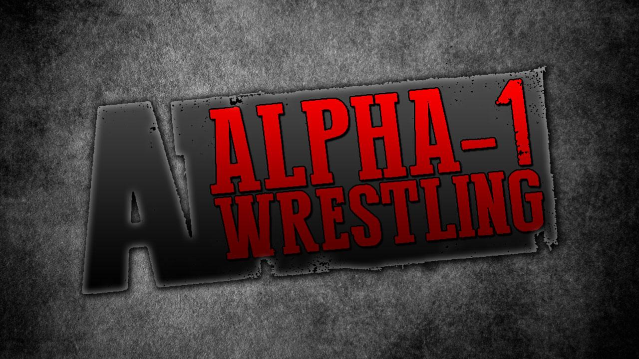Alpha-1 Wrestling is on Powerbomb.tv