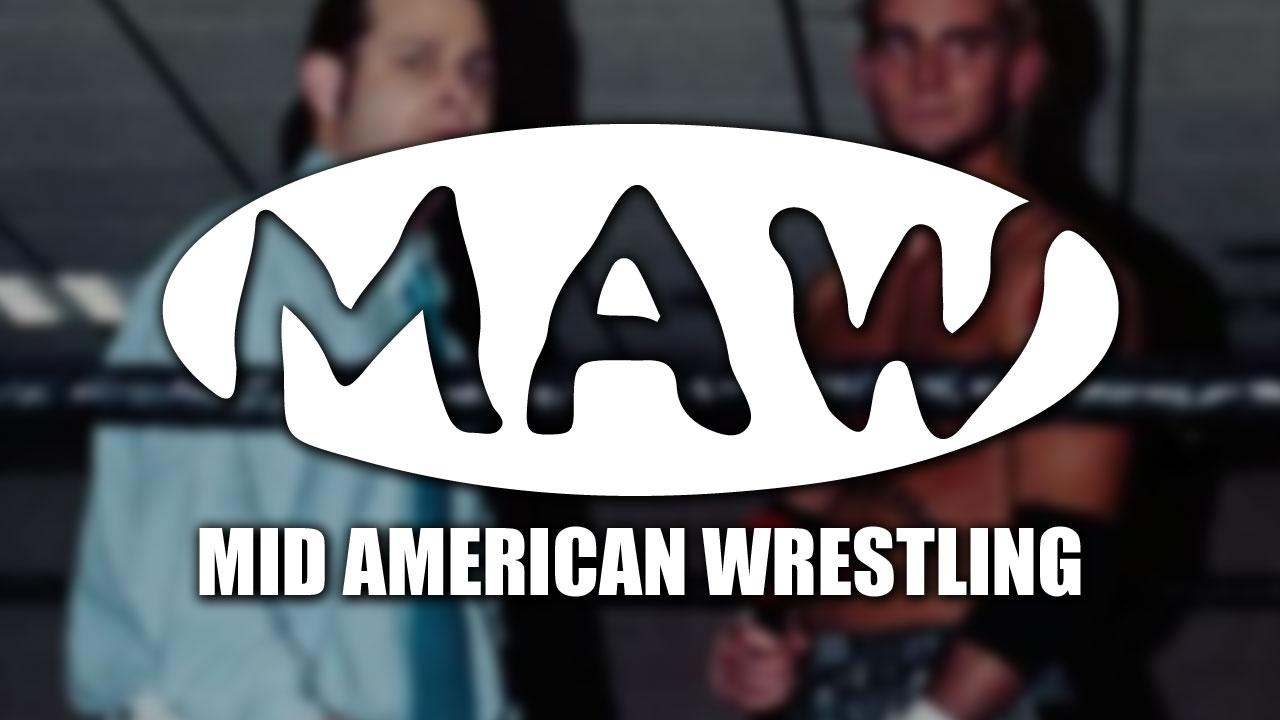 Mid American Wrestling is on Powerbomb.tv